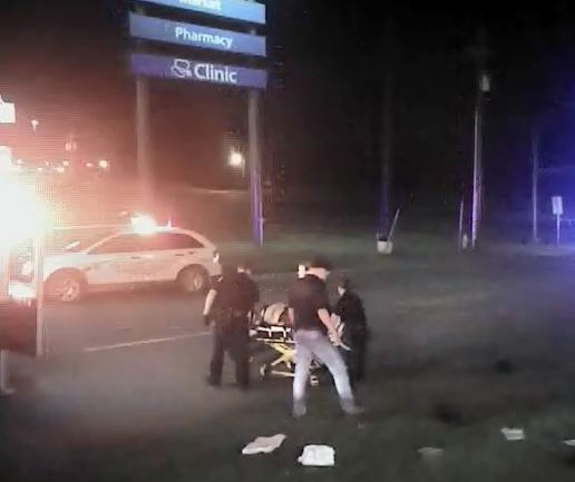 Totally Dumb Man Pulls Replica Gun on Cops and Dies