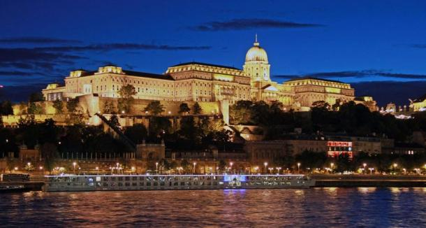 Buda-Castle-in-Budapest