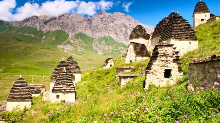 City of the Dead: The Mysterious Village of Dargavs, Russia