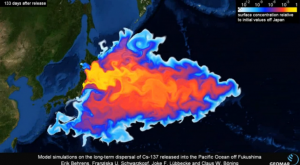 Fukushima: Almost 5 Years Later And Look At What's Still Happening