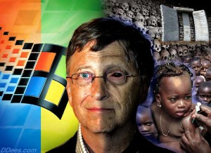 Bill Gates To Roll Out Remote Control Microchip Based Sterilization of Women