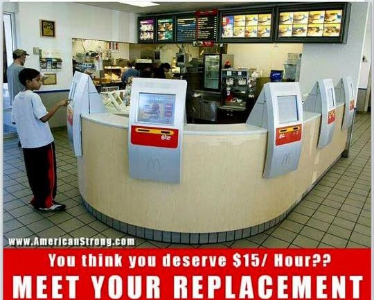 McDonalds Answer for the $15 an Hour Wage Increase Was Shockingly Unexpected To Many