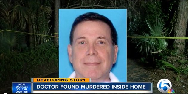 MD Found Murdered Inside Florida Home Today. This Makes 6 in 30 days, 5 Still Missing