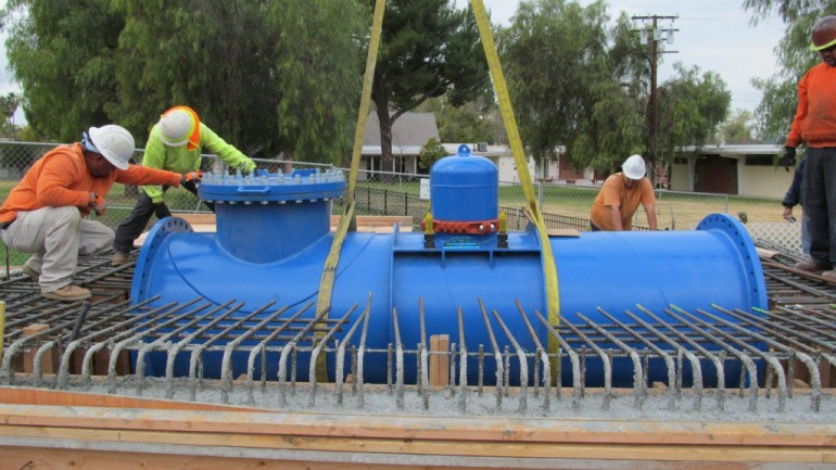Portland Just Installed Water Pipes That Generate Electricity