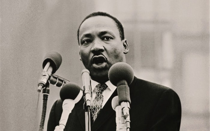 4. Martin Luther King, Jr.
