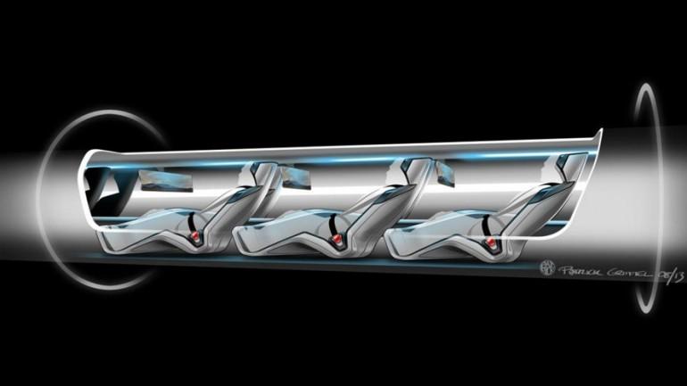Elon Musk's Hyperloop to Start Construction in 2016