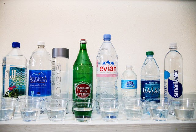 Do Bottled Waters Actually Taste Different?‏