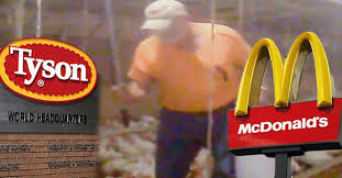 McDonald's Under Fire after Hidden Footage Reveals the Truth Behind McNuggets