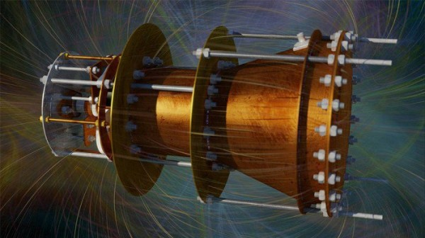 The 'Impossible' EM Drive That Could Reach Mars in Just 70 Days Actually Works