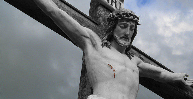 POPE SAID CHRIST FAILED ON THE CROSS