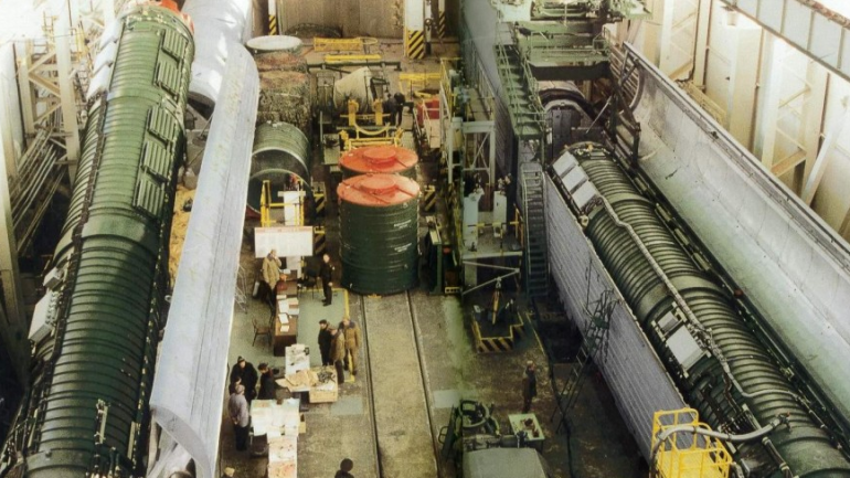 Russia Developing Invisible 'Death Trains' With Nukes