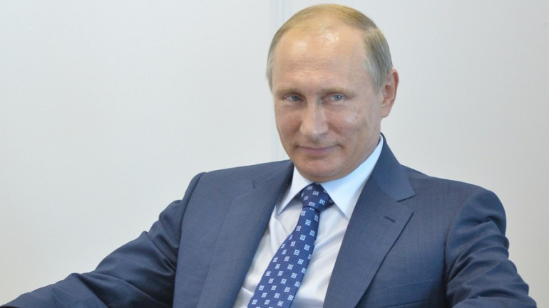 Putin Says Dump Dollar