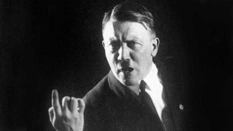 Hitler Was a Heavy Drug Abuser