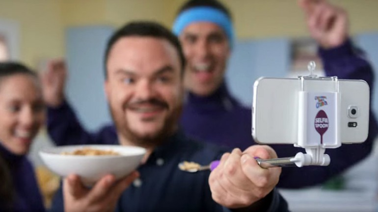 New Selfie Spoon is Here
