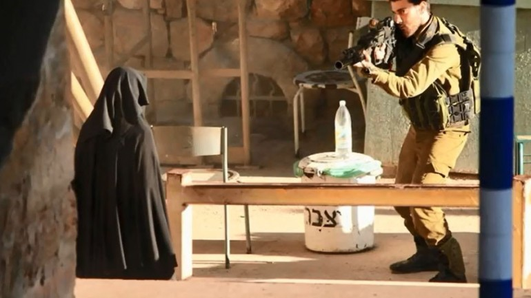 IDF Shoots 18 Year Old Palestinian Woman 10 Times