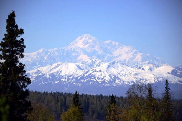Obama Is Renaming the Tallest Mountain in North America — Here's Why‏