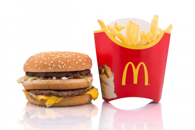 Is This Really What A Big Mac Does To Your Body In An Hour?