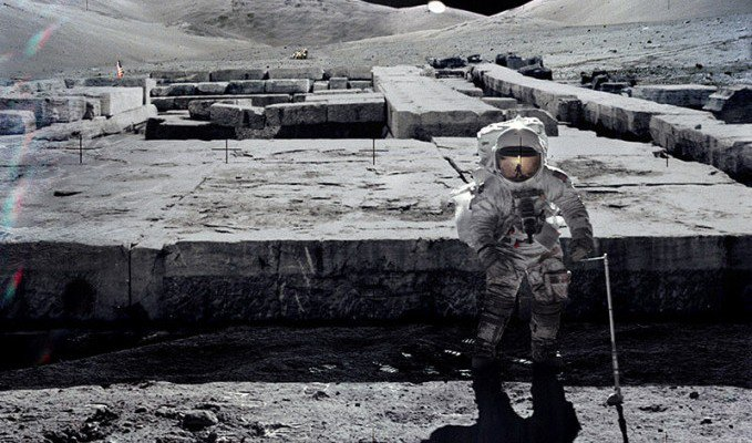 U.S. Defense Physicist Spills The Beans On What's Really Happening On The Moon