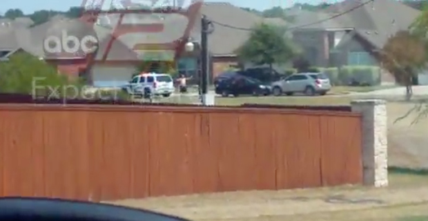 VIDEO SHOWS TEXAS COPS SHOOT, KILL MAN WITH HANDS UP