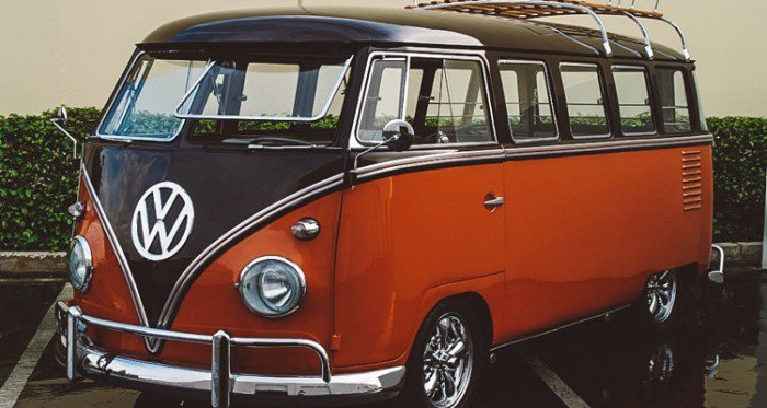 Everyone's Favorite Volkswagen Camper Van to be Re-Released As An Electric