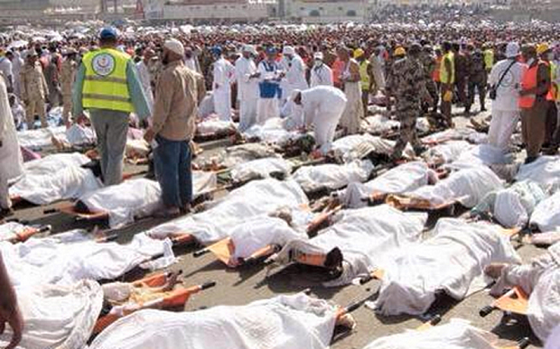 Mecca Stampede: 717 People Killed, 863 Injured in Hajj Crush