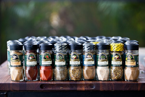 WORLD'S LARGEST SPICE COMPANY TO GO ORGANIC BY 2016
