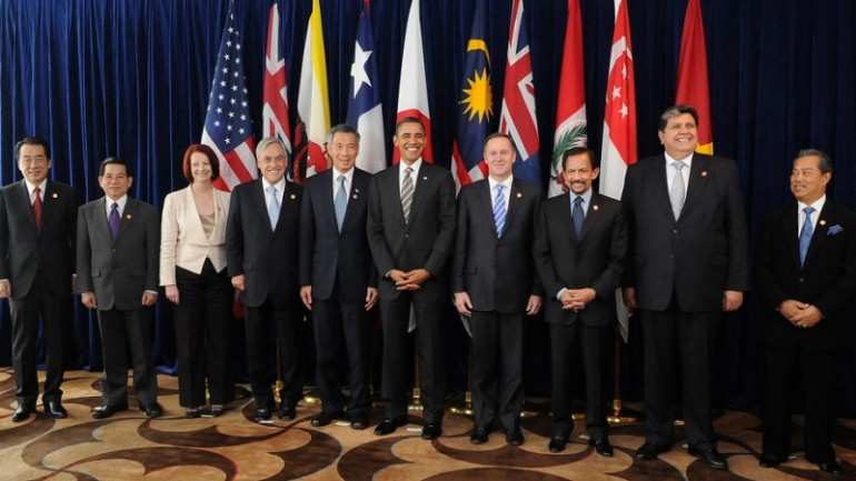 TPP Negotiators Meeting This Week to Finalize Corporate Trade Deal