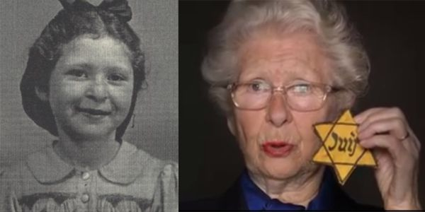 Child Gives Away Her Last Piece of Chocolate in Concentration Camp — What Happened 70 Years Later Will Bring You to Tears