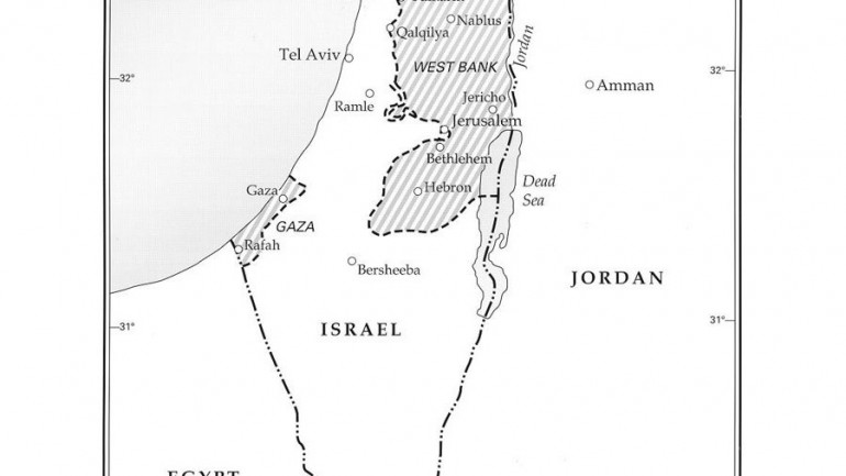 Huge Oil Discovery in 'Golan Heights'