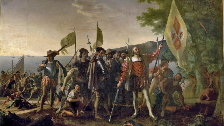 Celebrating Genocide – Christopher Columbus' Invasion of America