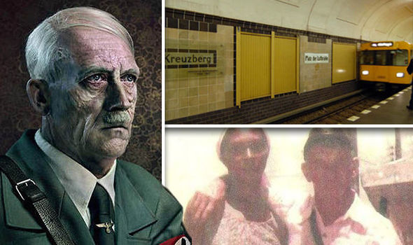 Does SECRET TUNNEL Discovered Under Berlin Prove Hitler SURVIVED WW2 & Fled Germany?