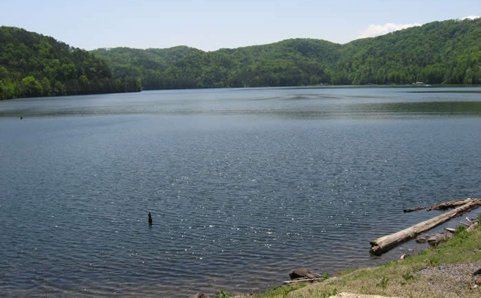 You'll Be Shocked to Find Out What Engineers Have Found Beneath a Lake in Tennessee