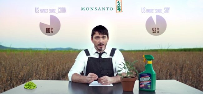 How Monsanto Gained Huge Control of the World's Food Supply