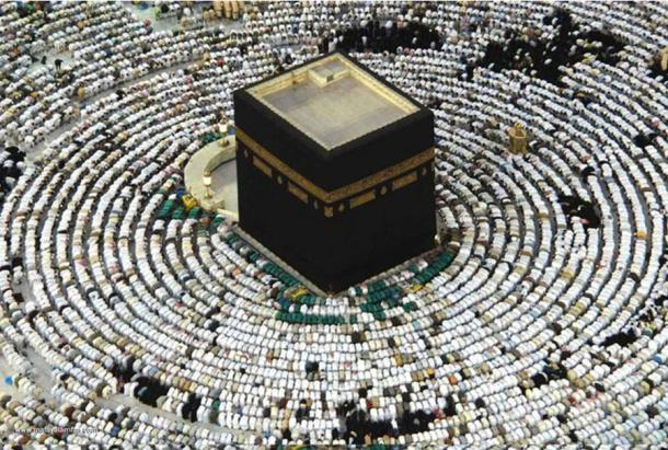 The Kaaba Black Stone: A Holy Stone from Outer Space?