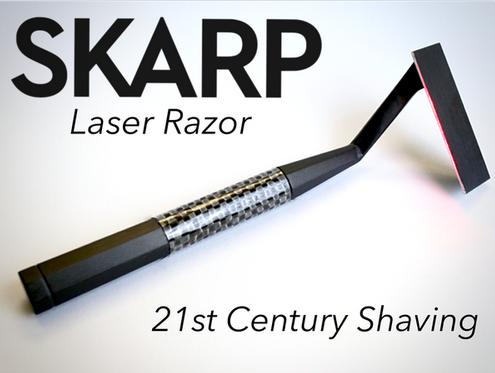 Skarp 'Laser Blade' Kickstarter Campaign Bags Over $1.7mn in 7 Days