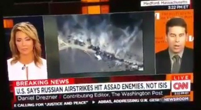 Did CNN Just Admit The US is Helping ISIS?