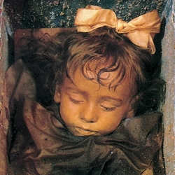 This Girl Has Been Dead For A Hundred Years…. And She Just Opened Her Eyes