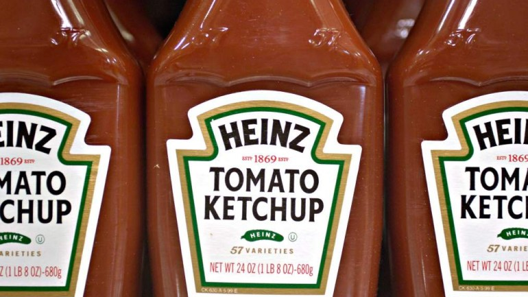 Government Says Heinz Ketchup Isn't Even a Ketchup Anymore