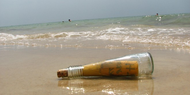 The Oldest Message in a Bottle Has Been Found in Germany — and You'll Never Guess Where It Came From