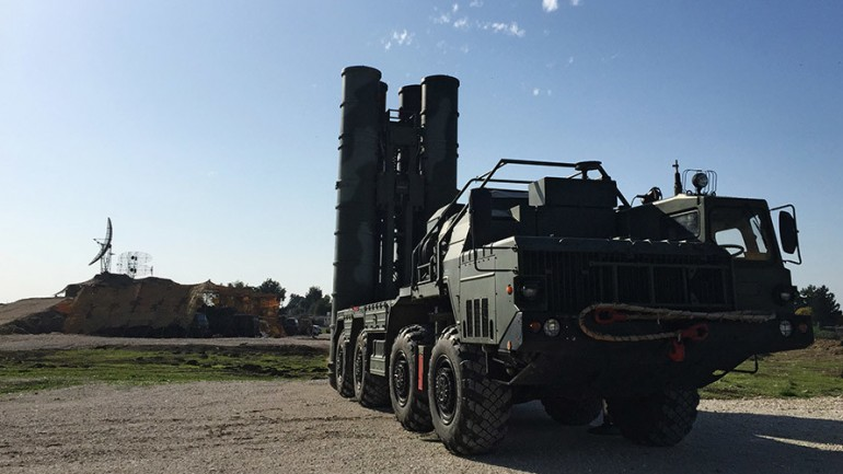 No US Airstrikes in Syria Since Russia Deployed S-400 Systems