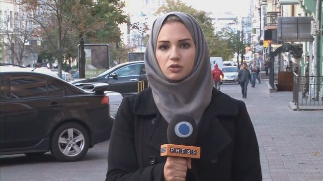 Press-TV-correspondent-Serena-Shim