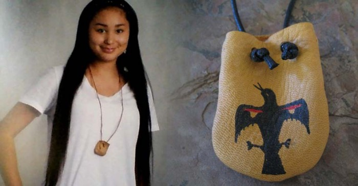 School-Freaks-Out-Forces-13-yo-Native-American-Girl-to-Remove-Sacred-Medicine-Pouch