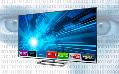 NEW SMART TV IS A LOT SMARTER THAN YOU THINK IT IS