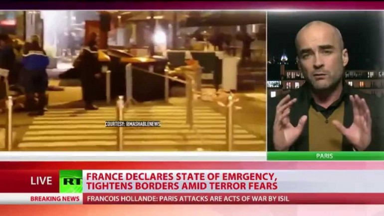 Honest Reporter Just Destroyed Fake News on Paris, ISIS and The New World Order