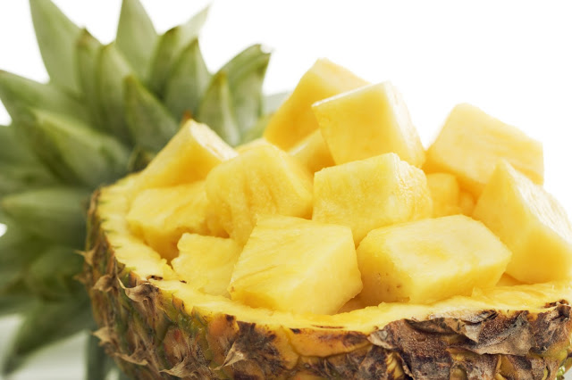 17 Conditions Remedied By Pineapple
