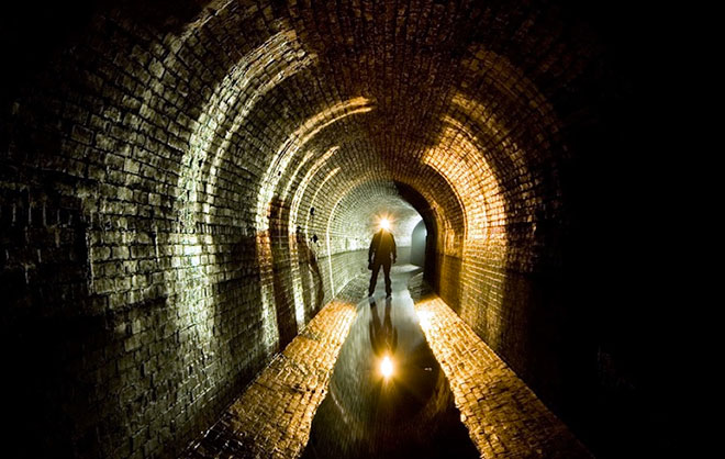 The Secret Underground World Of New York City
