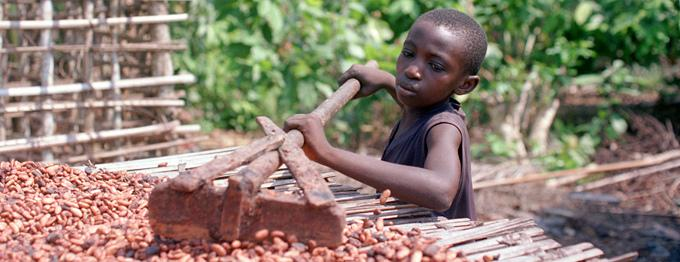 Nestle, Hershey, And Mars Use Child Slaves To Make Your Favorite Candy