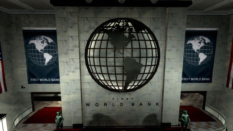 World Bank Makes a Gut-Wrenching Announcement
