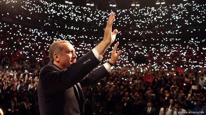 Erdogan Has Just Been Declared The Leader Of The Entire Muslim World, Muslims Are Already Calling Him God