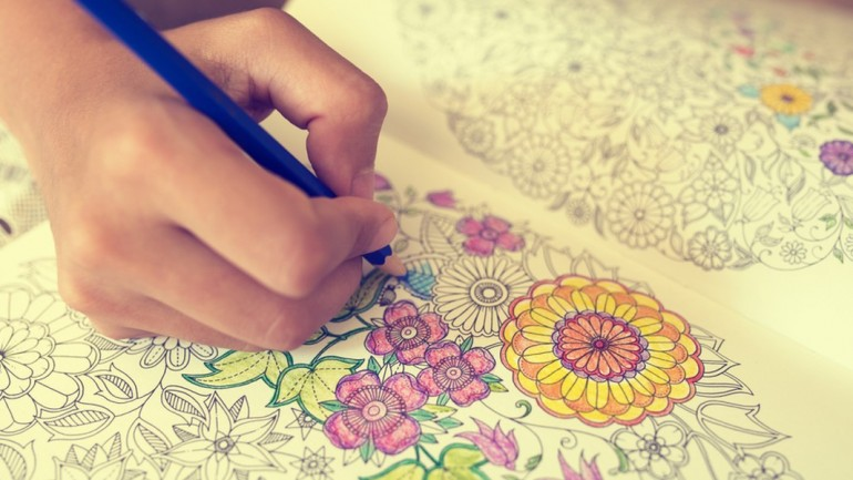 Unexpected Things That Happen When Adults Start Coloring